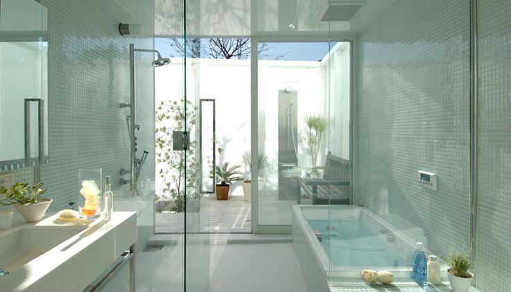 事例紹介 一般浴槽:TOTO