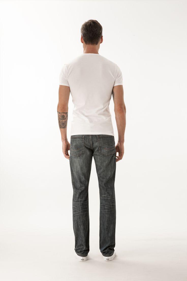 Dylan / Straight Tapered #denim #CrossJeans