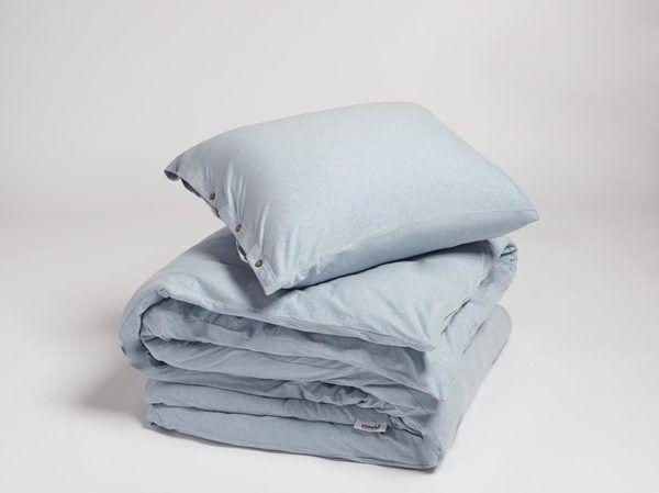 Yumeko Bettwascheset Jersey In 2020 Bett Kissen Baumwolle