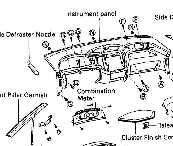 toyota previa 1995 1996 1997 - service manual