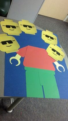 pin the head on emmet lego - Google Search