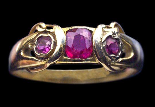 Art Nouveau. Archibald Knox Ring
