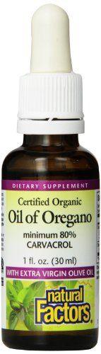 Natural Factors Oil of Oregano, 1 Ounce Natural Factors http://www.amazon.com/dp/B002KVGJ9S/ref=cm_sw_r_pi_dp_oXF1vb1JZXJ4Y
