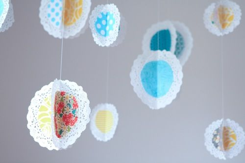 DIY Roundup: 8 Ways you can use Doilies | Apple Brides