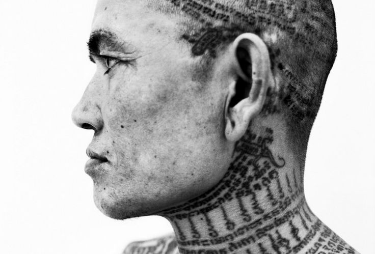 Thai Religious Tattoos