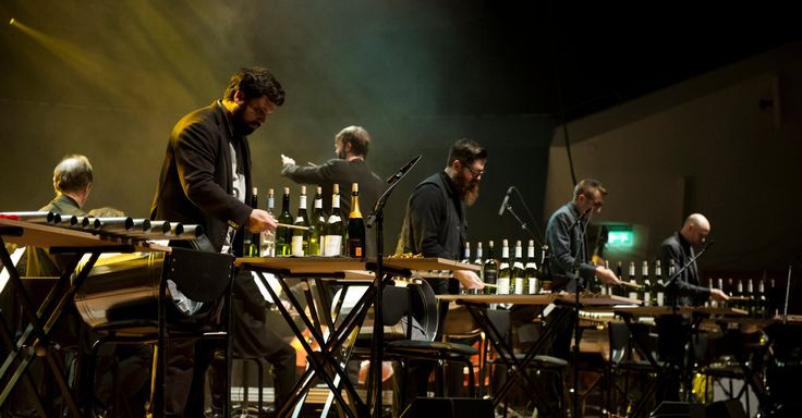 ANTHONY TOMMASINI   Photo              So Percussion will join A Little Night Music, a series at Lincoln Center's Kaplan Penthouse.                                      Credit             Claudia Hansen                      The Mostly Mozart Festival has started, which means the return of A... - #Festival, #Ksenija, #Mozart, #Music, #Percussion, #Perfo