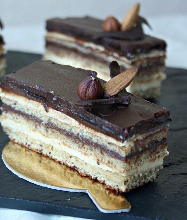 Recette Cake A
