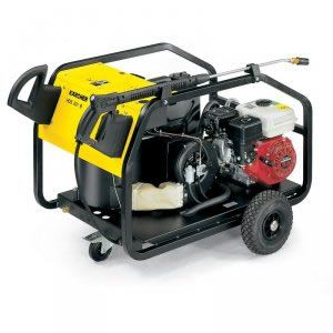 Karcher HDS 801 B - http://www.hall-fast.com/industrial-commercial-equipment/janitorial-equipment/professional-cleaning-solutions/karcher-high-pressure-cleaners/karcher-hot-water-high-pressure-cleaners/karcher-hds-801-b/