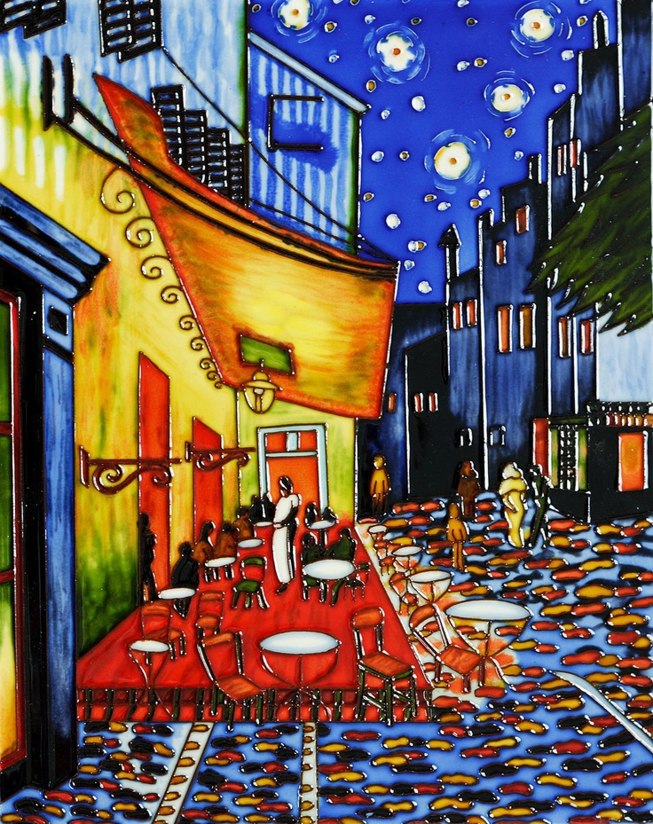 formal analysis the cafe terrace on the place du forum arles at night The painting that i chose to write my formal analysis on is called the cafe terrace on the place du forum, arles, at night this piece was created by vincent van gogh in arles, france and was completed sometime in.
