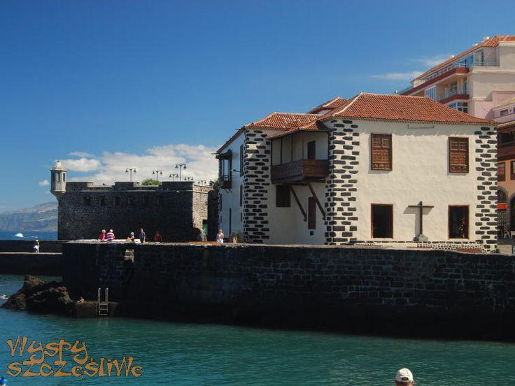 Dawny Urząd Celny w Puerto de La Cruz na Teneryfie #Teneryfa