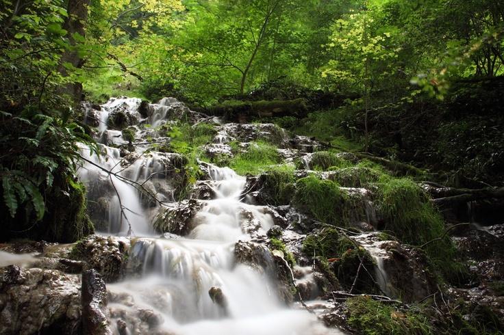 Uracher Wasserfall von Laser Ramon