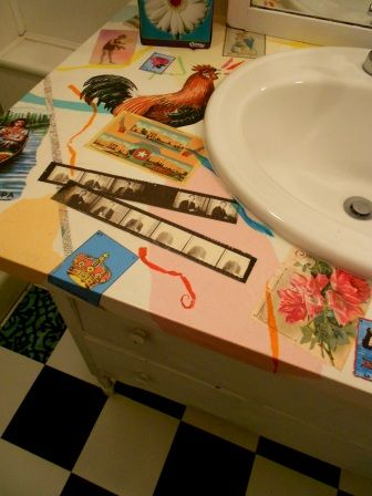 decoupage laminate ikea armoire 10 best counter tops in decoupage images on pinterest counter