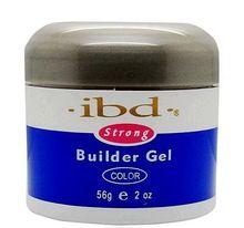 1 pcs prego IBD Gel UV Builder Nail Art rosa claro branco salão de beleza 2 oz / 56 g forte falso dicas extensão polonês 3 opção de cor alishoppbrasil