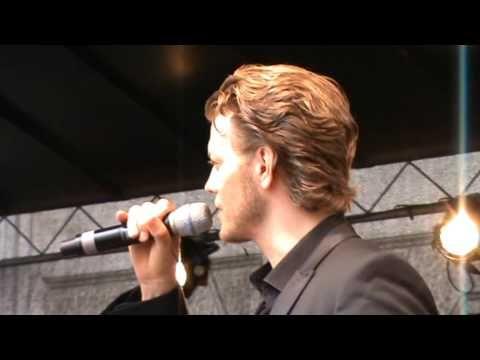 """""""Wenn ich tanzen will"""", Annemieke van Dam, Mark Seibert"""