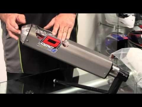 DMC Exhaust        ~~~~~~~ TRAX ATV Store - traxatv.com ~~~~~~~ TRAX ATV Youtube - https://www.youtube.com/channel/UCI_ZJAkR3aGdwcM0z7dO94w/videos?view=1=grid