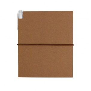 Objet de communication responsable : Bloc-notes personnalisable écologique Cover
