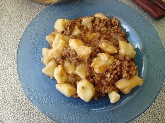 Nhoc, nhoc, nhoc! Que tal aprender a fazer esse nhoque #mara de batata? - Aprenda a preparar essa maravilhosa receita de Nhoque de batata