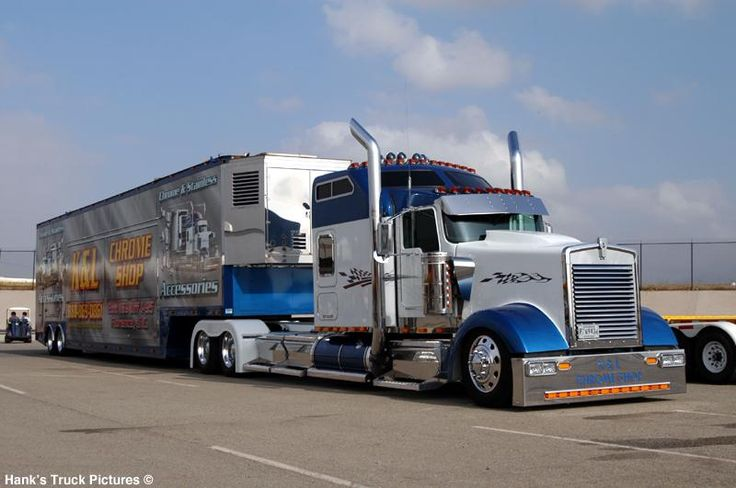 Camion americain kenworth camions am ricains pinterest for Camion americain interieur