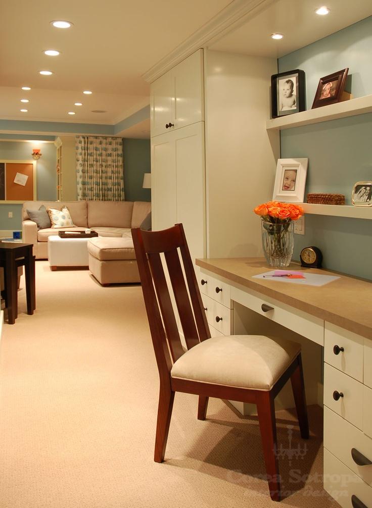 Basement Study Room: 29 Best Interior Basement Ideas Images On Pinterest
