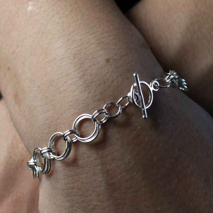 Buy our Australian made Sterling Silver Bracelet - Paige online. Explore our range of custom made chain jewellery, rings, pendants, earrings and charms.