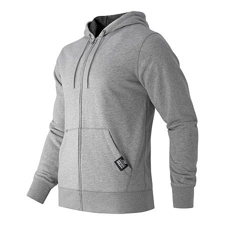 """New Balance Full Zip Fleece Hoodie - Men's"""
