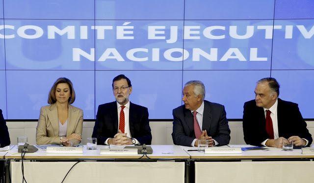 opinión pública: PARADIGMA JURIDICO - El PP cuestionado e investiga...