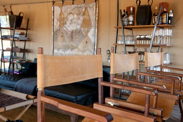 There are a total of six guest tents and two mess tents for dining and relaxation, which means that Singita Explore is well suited to multi-generational parties of up to 12 people but can just as easily be set up for as few as two guests.