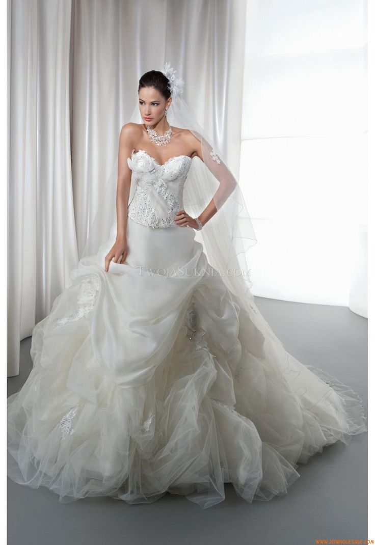Robe de mariée Demetrios 2864 2013