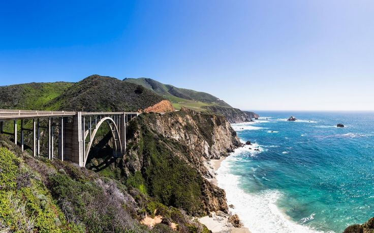 Pacific Coast Highway, California - America's Most Iconic Drives | Travel + Leisure