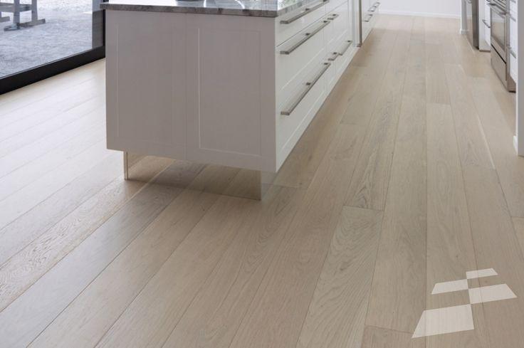 Light washed Oak floor - Christchurch residence - Designer Flooring | French Oak | Real Wood Floors | Imitation Wood Floors | Solid Wood Flooring