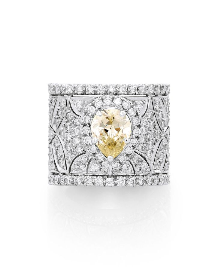 Sun goddess ring makes our hearts sing!