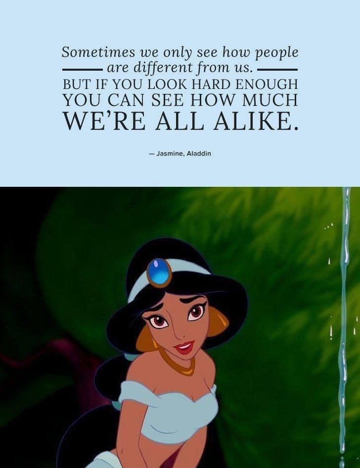 Jasmine From Aladdin Disney Quotes Beautiful Disney Quotes