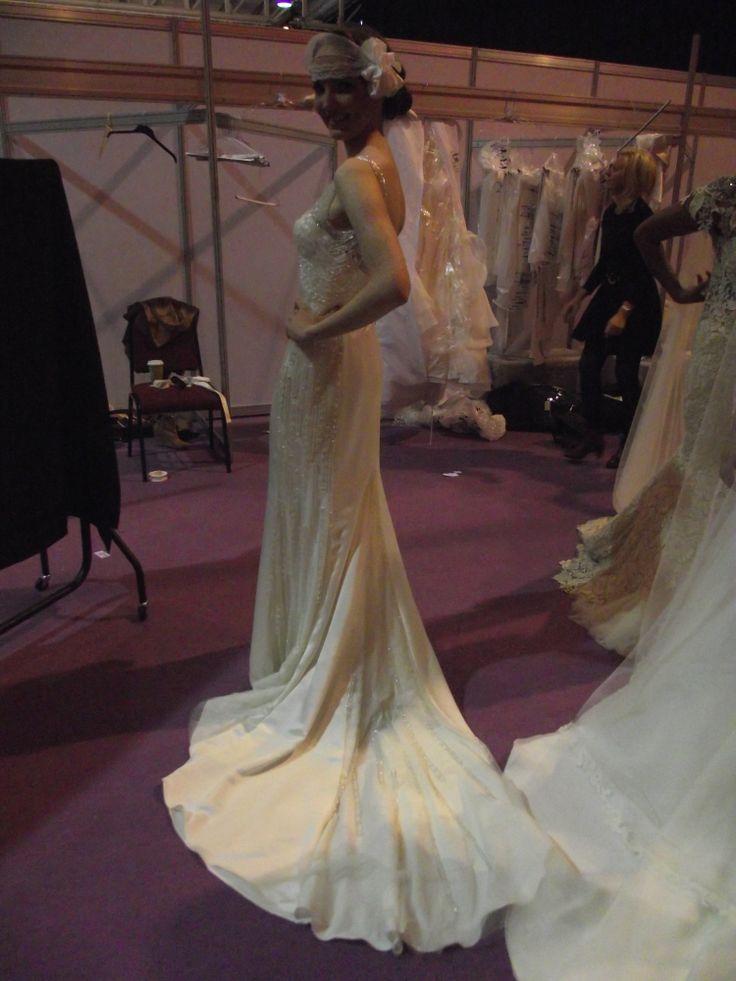 Fab wedding dress!!