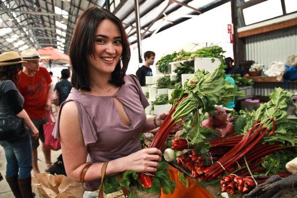 Jennifer Evans, producer of Jennifer's Kitchen, a great range of Thai curry pastes
