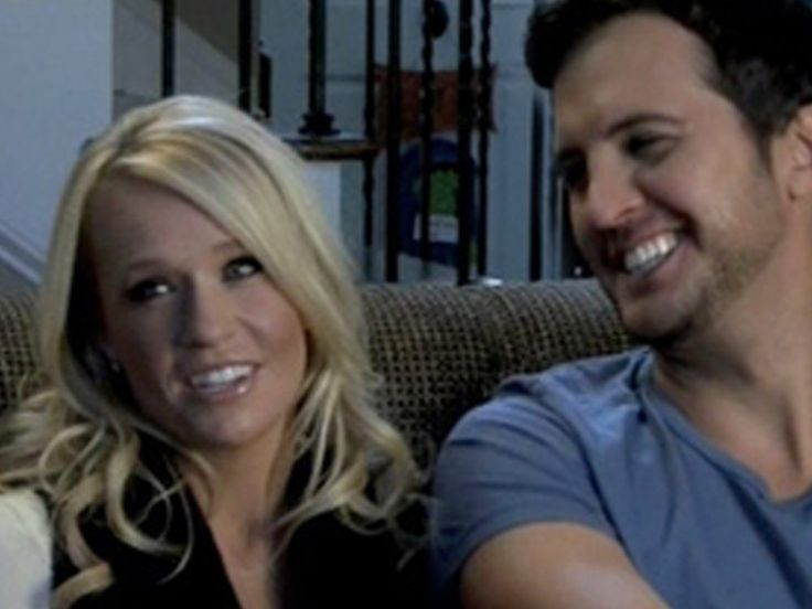 Video: At Home With Luke and Caroline Bryan