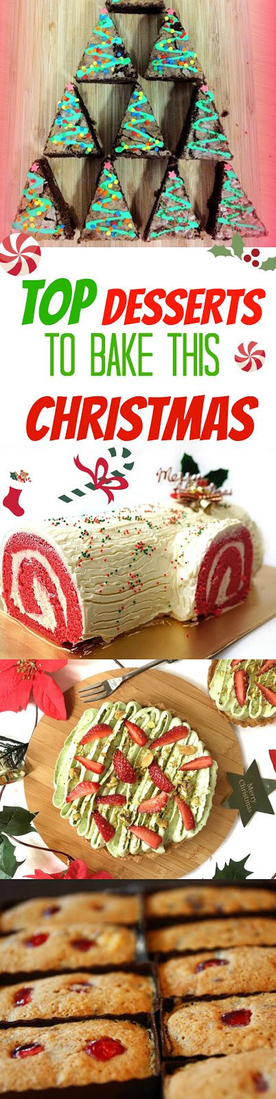 My TOP pick for Desserts and DIY this Christmas Season. Get all the yummy recipes, tutorial and steps here!! Get Ideas for Christmas edible gifts here as well.