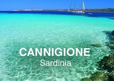 Sailing in Cannigione, Sardinia, Italy