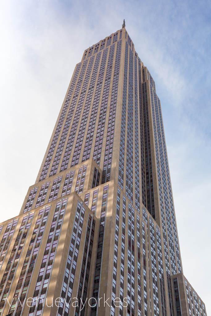 empire state uno de los edificios ms altos de nueva york nueva york