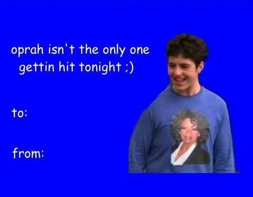 Drake And Josh   Oprah | Valentineu0027s Day Cards | Pinterest | Oprah, Humor  And Memes