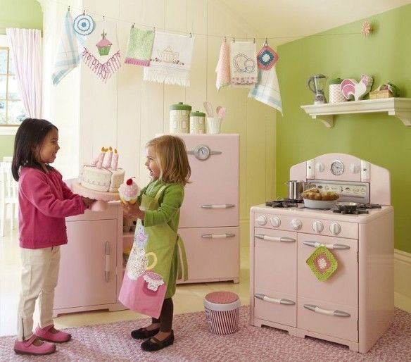 Pinterest Kitchen Set: 53 Best Images About Kids Kitchens On Pinterest