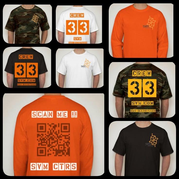 SVM Tshirts