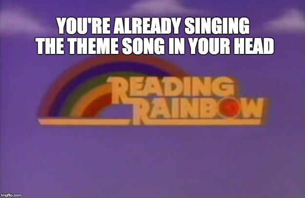 """Butterfly in the sky, I can go twice as high…"" 