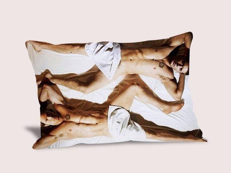 Supernatural Hero Shirtles Pillow Cover Throw Pillowcase 16x24 20x30 20x36 inch #Handmade #TwinSides