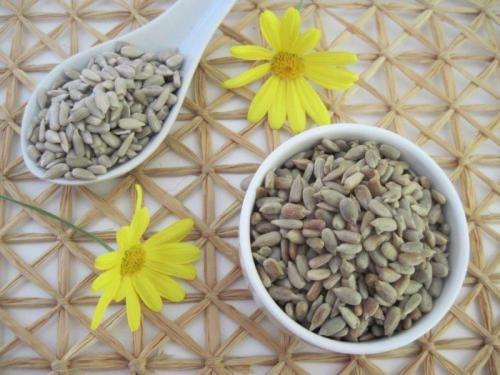 Toasted sunflower seeds | InspiredNourishment.wordpress.com