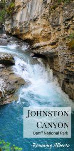 Awesome travel blog - Johnston Canyon – Banff National Park