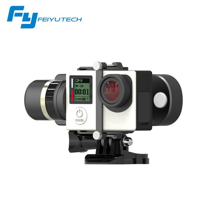 89.00$  Buy now - http://alio3u.worldwells.pw/go.php?t=32761230151 -  Feiyu FY WG Lite Wearable Single Axis Gimbal for Gopro 3 3+ 4 Action Camera Gimbal In stock Free Shipping