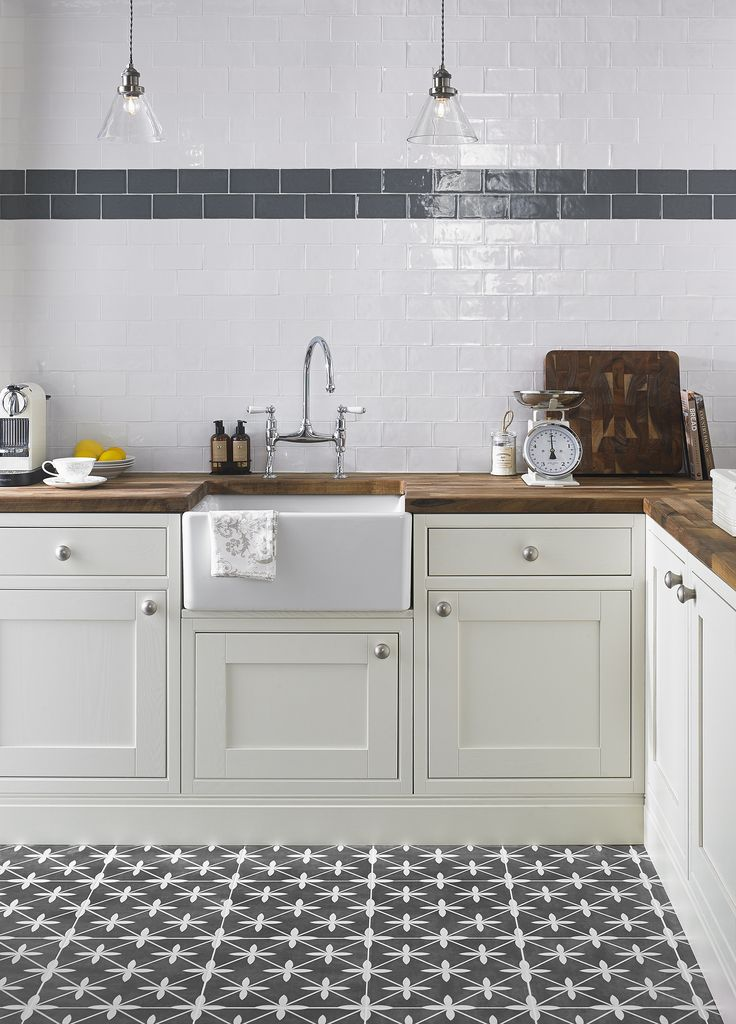 Laura Ashley Mr Jones Dove Grey Wall & Floor Tiles - Google Search