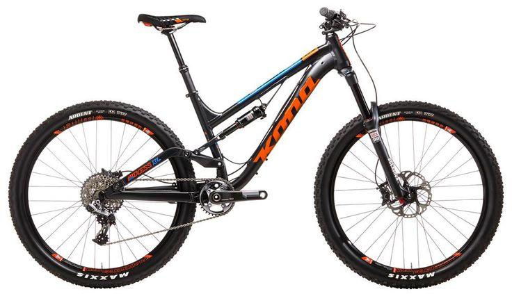 Kona Process 134 Supreme 2015 Enduro Mountain Bike With