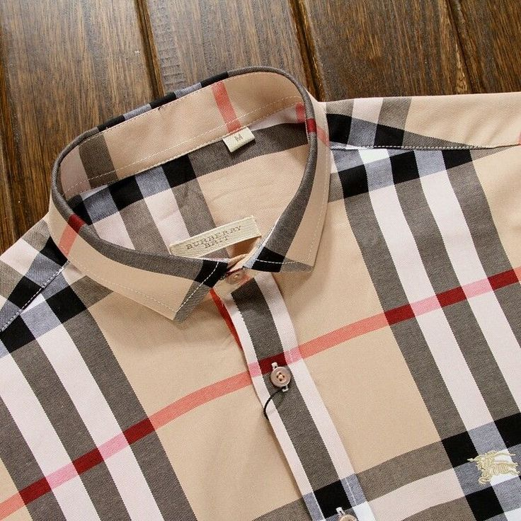 burberry shirt ebay