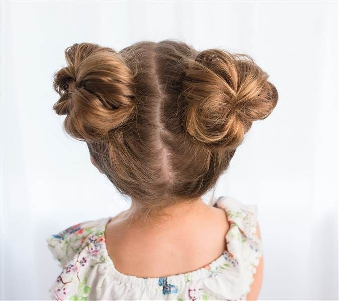 Cute Hairdos For School Easy : Best easy toddler hairstyles ideas on kid
